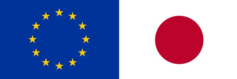 ユーロ 対 日本